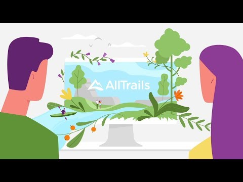video review of AllTrails