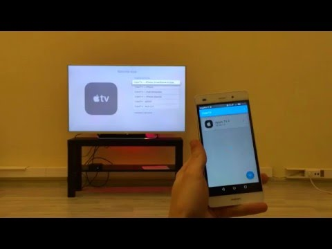Apple TV remote control for Android (no jailbreak, no IR) | Apple TV remote is lost