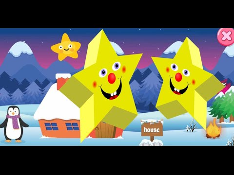 adkrplayG  Twinkle Twinkle Little Star   Special Animation   Popular Kids Song & Rhyme