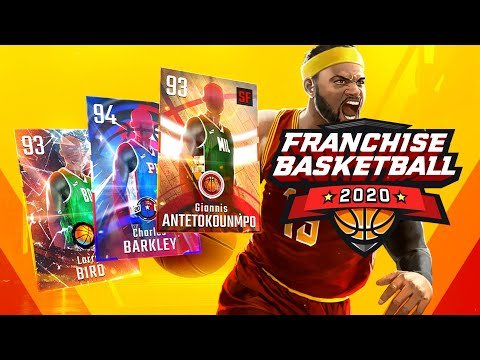video review of Franchise Basketball 2021