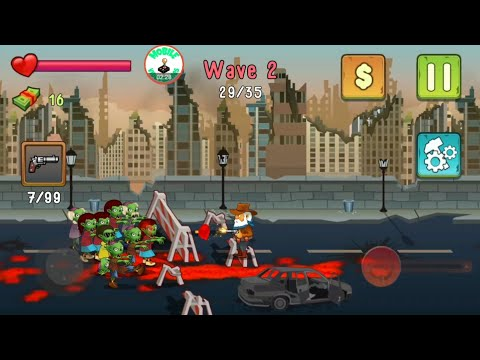 Two Guys & Zombies Android Gameplay