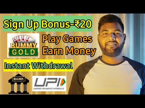 Rummy gold se paise kaise kamaye   Rummy Gold App Full Explanation   Rummy Gold instant withdrawal