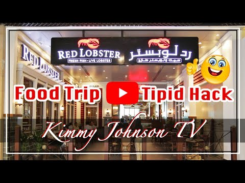 Food trip at Red Lobster Restaurant Dubai   Tipid hack using Smiles by Etisalat