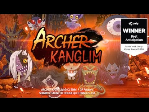 ARCHER KANGLIM (by 3F Factory Inc.) IOS Gameplay Video (HD)