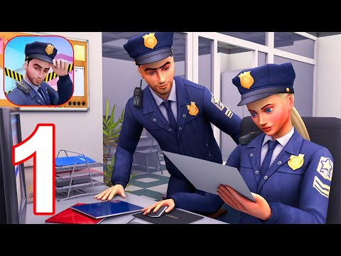 Virtual Police Officer Game - Police Cop Simulator - Gameplay Walkthrough Part 1 (Android, iOS)