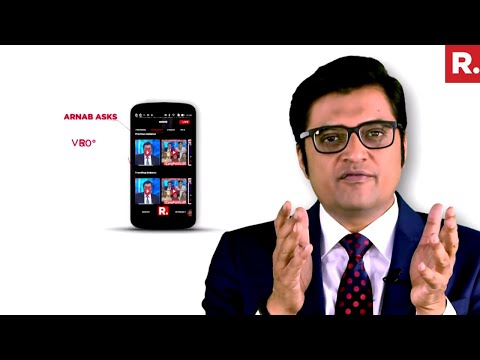 video review of Republic TV