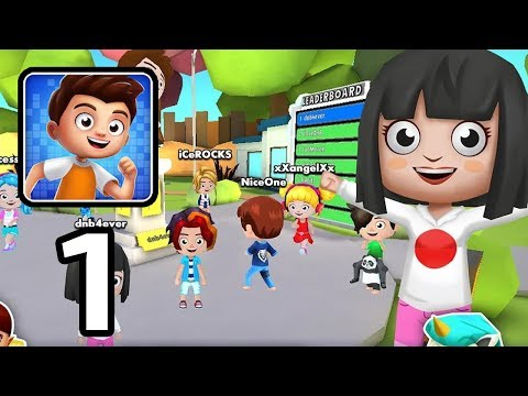 My Town World of Games - Gameplay Part 1 (Android,IOS)