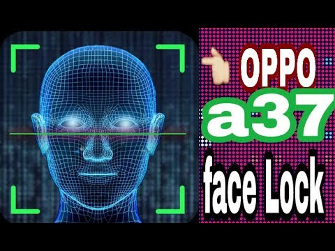 How to face Lock OPPO a37 (hindi)