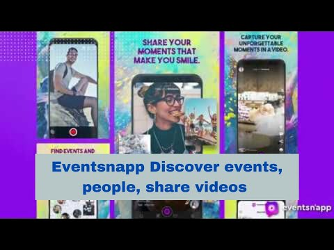 video review of eventsnapp