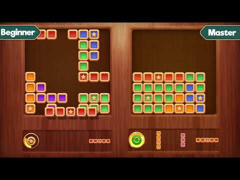 video review of Block Puzzle: Star Finder