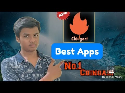How to use chingari app in your Android phone 100% free 👍👍👌