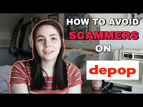 How To Avoid Being SCAMMED on DEPOP | As a Buyer or Seller