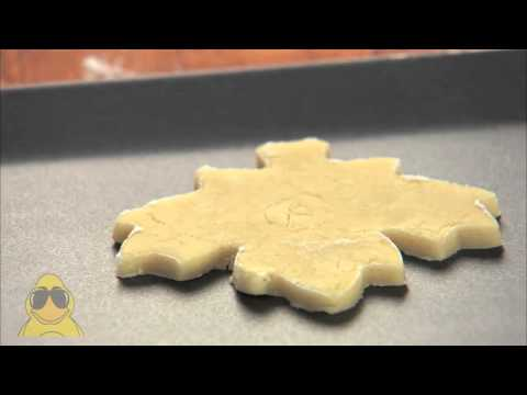 Video Recipe Android App: Holiday Cookies