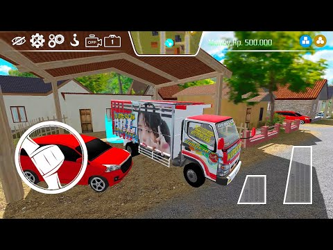 New Game ES Truck Simulator ID   Android Gameplay #1