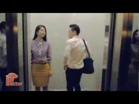 Paktor Dating iPhone Android App TVC Director's Cut 2013 filmed and directed by Pierre Blake