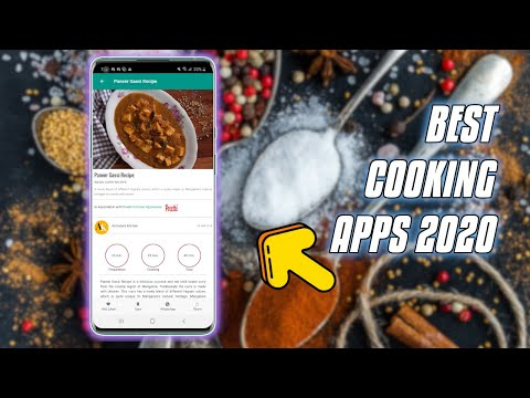Top 5 Cooking apps to learn new recipes at home! EASY FREE