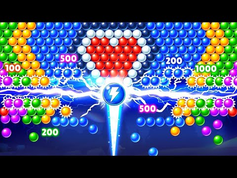 Bubble shooter Level 1&2   pastry pop blast 2021   ( iOS Android )