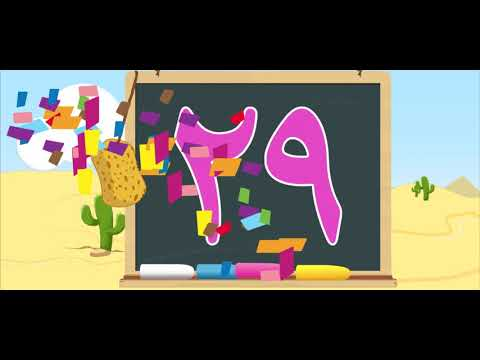 video review of Arabic Numbers