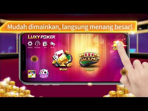 video review of Luxy Poker-Online Texas Holdem