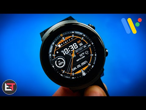 Top 10 Best Free Wear OS Watch Faces 2021 - For TicWatch, Fossil And More!