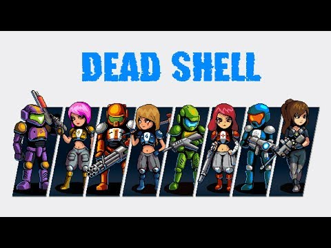video review of Dead Shell: Roguelike RPG