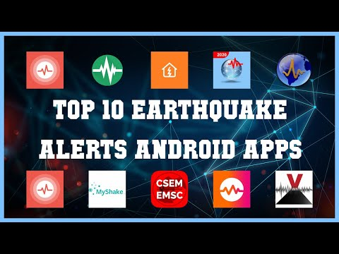 Top 10 Earthquake Alerts Android App | Review