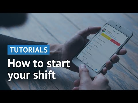 How to Start Your Shift [Deputy.com]