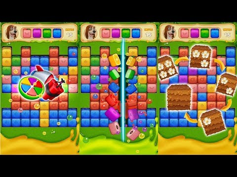 Fruit Block - Puzzle Legend Android Gameplay