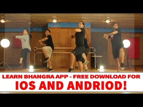 video review of Learn Bhangra