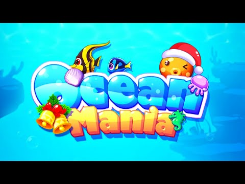 Ocean Mania (Gameplay Android)