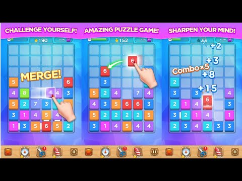 Merge Puzzle Android Gameplay