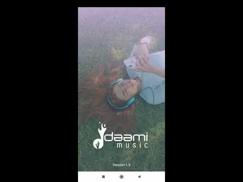 How To Install Daami Music App??