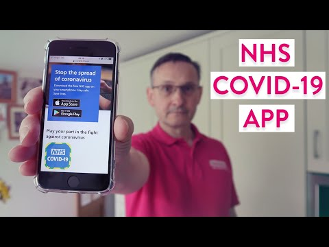 NHS COVID-19 app | What is it? How does it work? Is it accessible for visually impaired users?