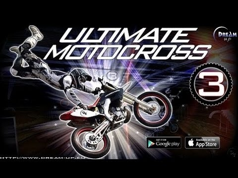 Ultimate MotoCross 3 Android Gameplay - Awesome Edition