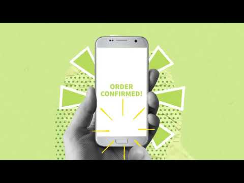 video review of mjam - Delivery Service for food, groceries & more