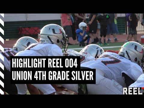 HighlightREEL 004: Union Silver 4th Grade 2019