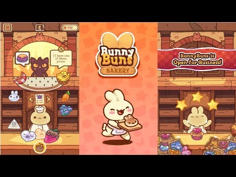 BunnyBuns Android Gameplay