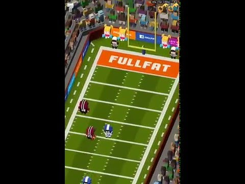 Blocky Football-Android HD Gameplay