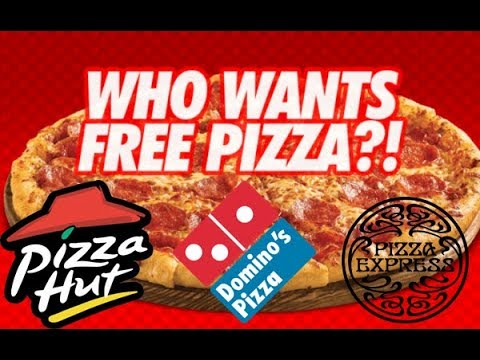 HOW TO GET FREE PIZZA!! WORKS EVERYTIME