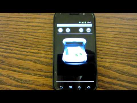 Scanning images from flatbed scanner to Android device