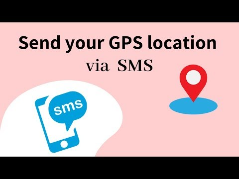 Send your current GPS Location via SMS in Android