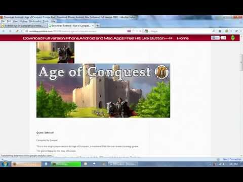 Download Android--Age of Conquest  for Android  Full Version FREE| 100% Working!