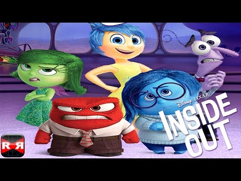 Inside Out Thought Bubbles (by Disney) - iOS / Android - Gameplay Video