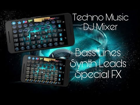 video review of Techno Music Beat Maker