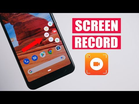 Android Screen Recording: How To Record Your Android Screen! (2 methods)