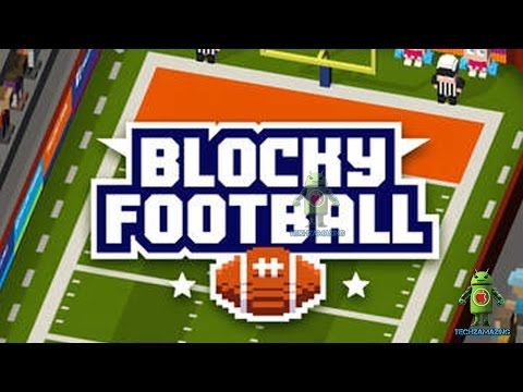 Blocky Football (iOS/Android) Gameplay HD