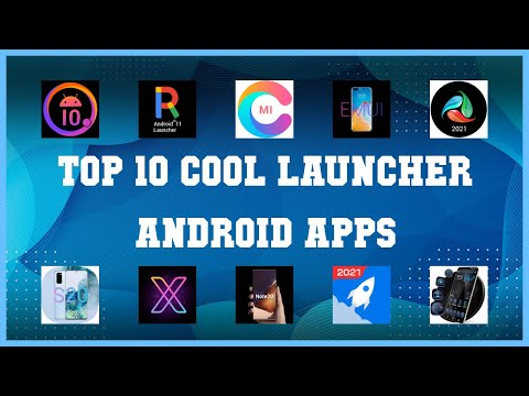 Top 10 Cool launcher Android App | Review