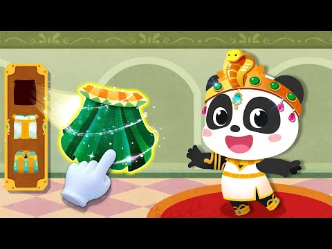 Little Panda's World Travel Android Game - Go on World Travel with Little Panda- Android Gameplay HD