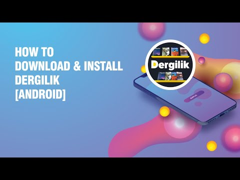 Download and install Dergilik APK on android phone