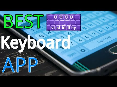 Best Keyboard App for Android | 1C Big Keyboard